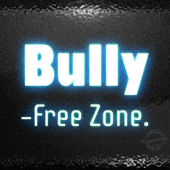 Anti Cyber Bullying Slogans