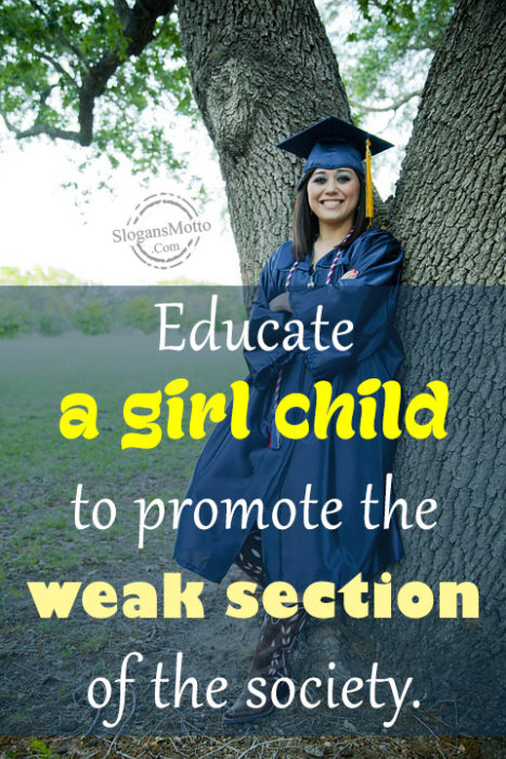 essays on empowering the girl child is the best way to empower the nation Plan to empower believes that the best way to change the society is to educate a girl those nations cannot progress where girls are denied education for just being a girl.