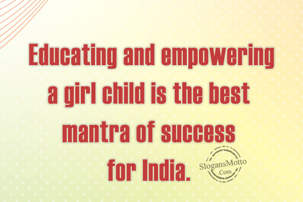 educating a girl child As you read this, the lives of many girls are being transformed by iimpact learning centres in their neighborhoods however there are countless others still waiting.