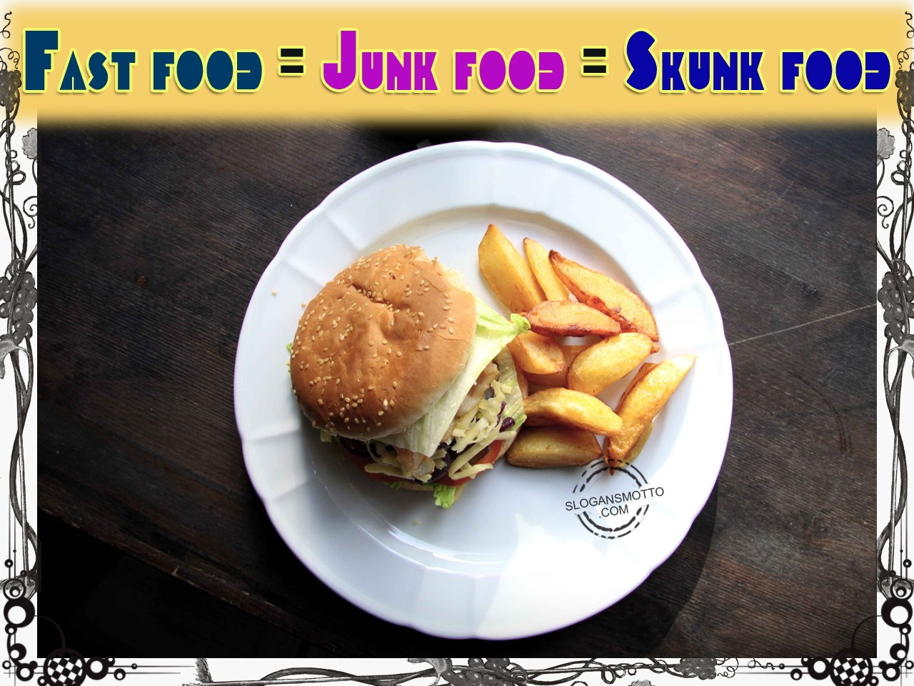 What Junk Foods Can Cause Death