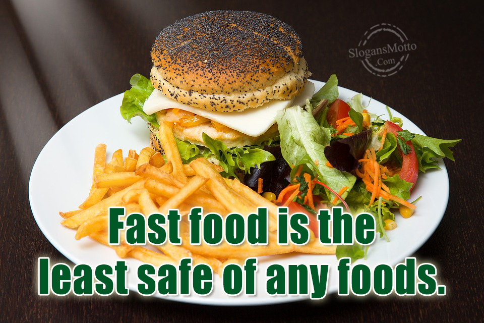 Benefits Of Fast Food In Hindi