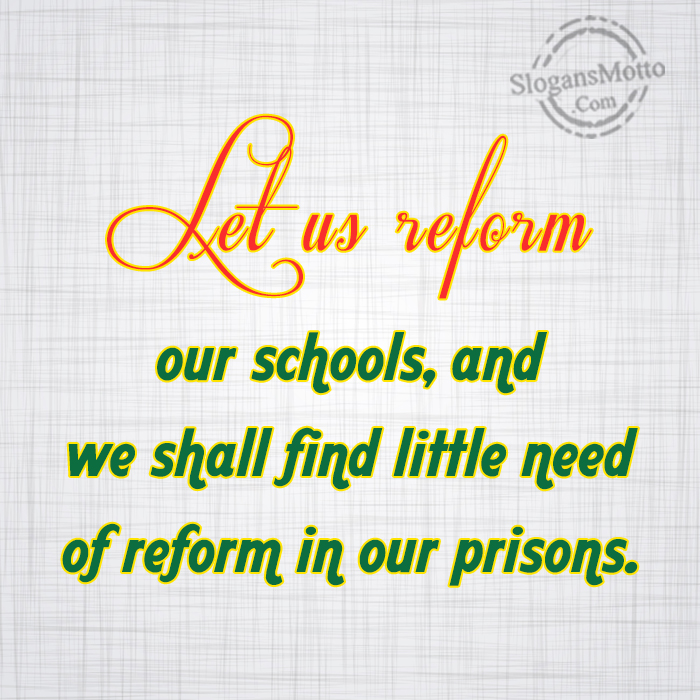 lets reform our schools Lets move joining forces the administration is ready to take action to reform our schools that's what we will reward with our race to the top fund.