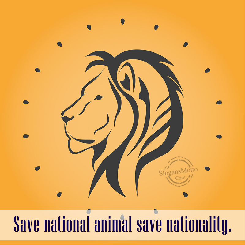 Slogans For Saving Animals