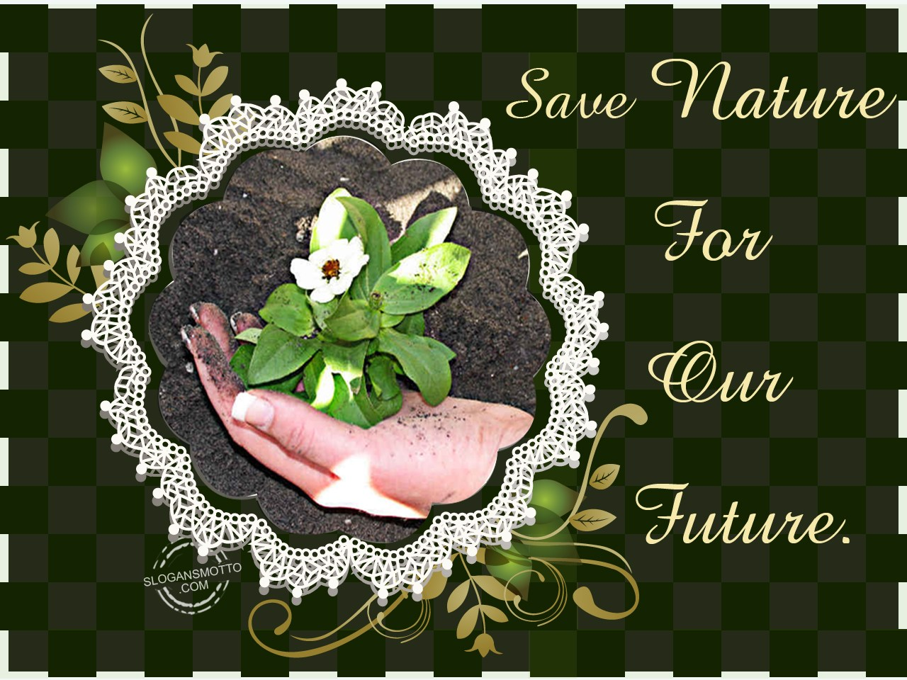 save our nature for the future generation 2018-06-05 new delhi, jun 5 : on the occasion of world environment day on tuesday, prime minister narendra modi on tuesday urged the people to ensure a clean and green planet so that the future generation can live in harmony.