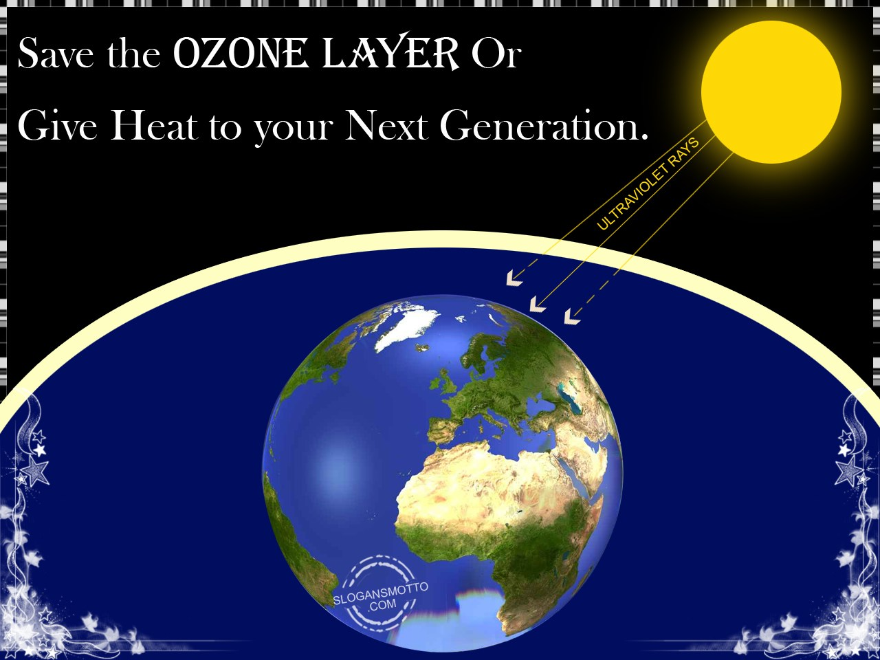 slogan in hindi on depletion of ozone layer Ozone depletion as ozone layer in the upper  environmental pollution from process industries - environmental pollution from process industries & battery recycling.