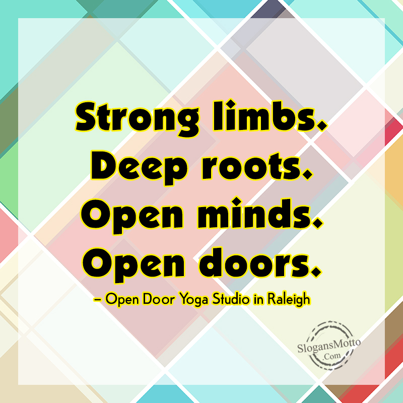Open Door Yoga Studio in Raleigh. Strong Limbs  sc 1 st  it-fits.info & Open Door Yoga Raleigh - it-fits.info