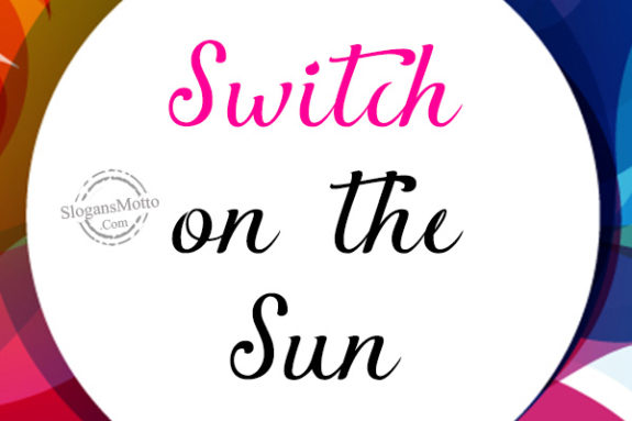Solar Power Slogans