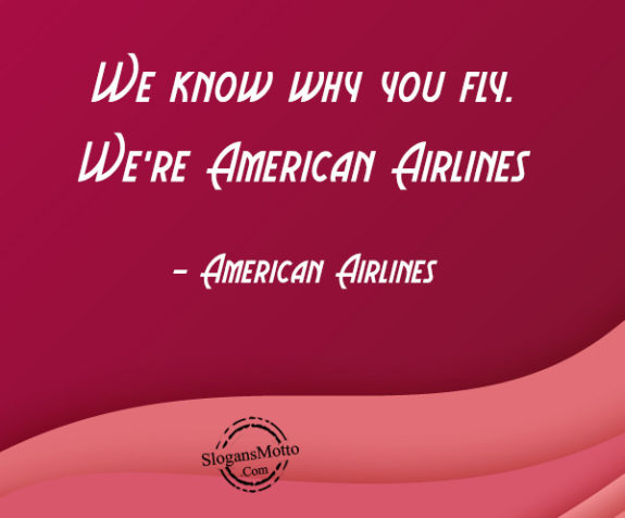 Airline Slogans Page 2